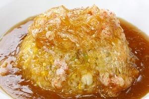 合鴨の甜麺醤ソース