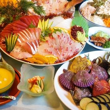 希満里(けまり) 2時間飲み放題付 ご宴会6000円コース