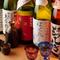 料理を引き立てる日本酒がそろっています