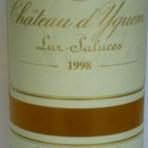 ソーテルヌ'96シャトーディケム
