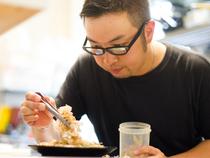 豆腐料理にぴったりのドリンクを味わって、満足してもらいたい