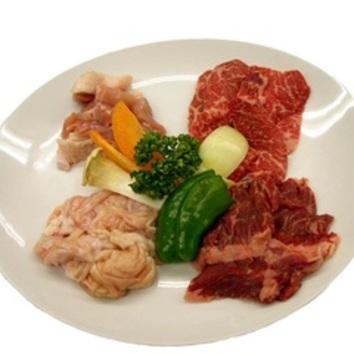 肉セット2000円コース