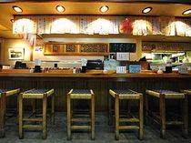 『かもめ寿司』カウンター