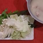 振子の新名物 博多鶏水炊き(2人前より)