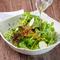 静岡県産 無農薬野菜のグリーンサラダ