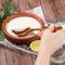 5種チーズと京豆乳のもっちり豆富 ~オリーブオイル添え~
