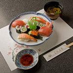 定番お料理 『上寿司』