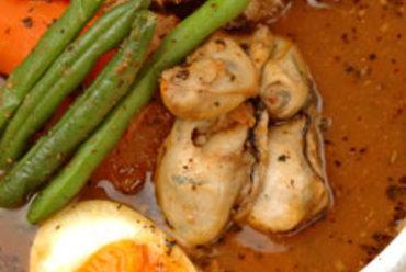 季節の野菜スープカレー