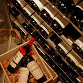 ボルドー、ブルゴーニュ等、世界の銘酒をお楽しみ下さい