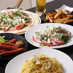 ◎こちらのコースは4名様~承ります。  ◎ご予約の際は「ヒトサラをみて」とお伝えください。  ◎お料理等の詳細についてはお気軽にお問合せください。