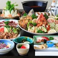 「美な酔庵長楽」名前の如く皆様に「旬の食の楽しみ」「長くごひいきに」していただけるようなお店を目指しています。 土佐の新しい味を求めながら、ゆったりと落ち着いたお部屋で四季の料理をお楽しみください。