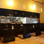 長楽には、個室もございますので、お子様連れのご家族の方でも、安心してご利用ください。