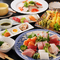 各種ご宴会にオススメの長楽の定番ご宴会コース!!選べるお鍋&お料理&2時間飲み放題付です。
