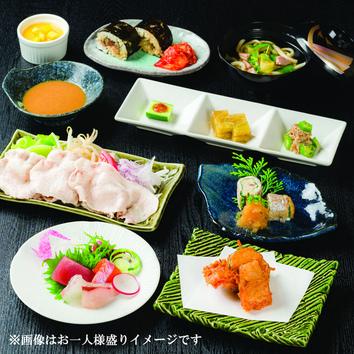 <2時間飲放付>名古屋飯コース(全8品)4500円