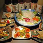 宴会コース料理3000円~