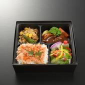 夏づくし季節のお弁当(6月~10月上旬限定)