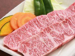 『牛肉』の美味しさがわかる特上カルビ