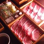 紀州岩清水豚つゆしゃぶ