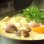 [11月~3月限定]岩清水豚の味噌鍋