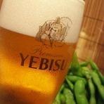 三種類のビール
