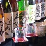 紀州の地酒と全国の地酒を厳選