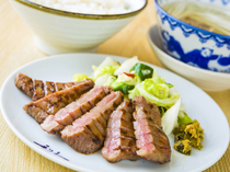 牛たん定食(3枚6切)