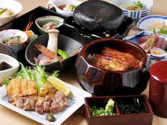 ※1日50名様限定 (4名様以上で前日まで要予約) 料理のみ 5200円+飲放付=7000円(席料込)