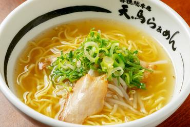 魚介と鶏ガラを使ったチンタンスープのご当地らぁめん『播州赤穂 塩らぁめん』