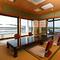 太平洋を一望できるゆったりとした客室