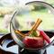 目にも楽しい創作料理『トマト釜味噌グラタン』