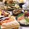 各種ご宴会にも最適、お得なコース料理もご用意
