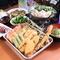 大阪の味!串カツを名古屋で堪能できます。