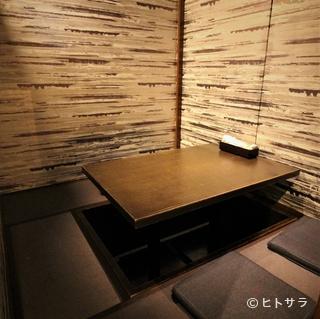 わさびの料理・店内の画像2