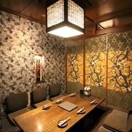 宴会のお料理は3000円~。内容は、量より質や北海道らしいものなどお客様のご希望に合わせて承ります。