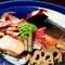 産地にこだわらずおいしい魚を提供『きんきの煮付け』