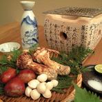 信州の厳選食材やお酒、水や調理法まで全てにこだわる絶品和食。