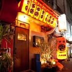 日本風情漂う雰囲気で九州の料理に舌鼓