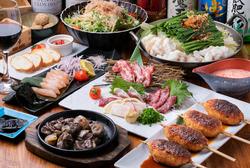 名物料理もしっかり食べられるおすすめコースです。