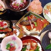高級感あふれる店内でお手頃価格の日本料理を