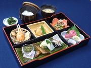 和食懐石のお弁当です。 ※3日前までのご予約を頂戴しております。