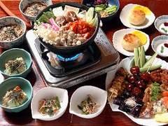 お料理5~6品・しかも飲み放題つき(生ビールOK)!