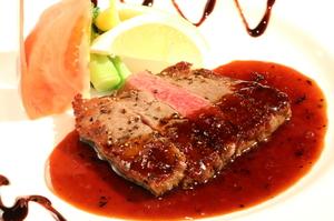 ・和牛サーロインステーキ
