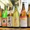 +1,300円で日本酒飲み放題