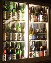 毎週替わる【季節の純米酒】をお楽しみ下さい!(飲み放題2h制)