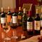 店内にはワインセラーを設置。いつでも新鮮なワインを。