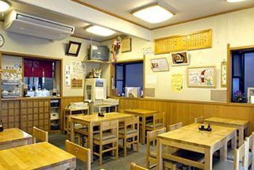 1931(昭和6)年創業の老舗の食堂