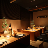 ~雰囲気抜群~完全個室完備。中州の大人の隠れ家