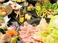 九州各所の郷土料理を極上の味わいで!