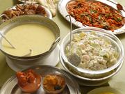 インド レストラン ガンジーパレス