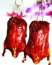 自家製本窯で焼く北京ダックセット